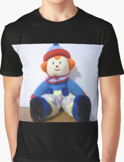 Hand knitted Clowns Graphic T-Shirt