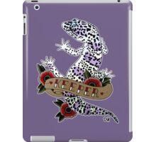 """Keeper Leopard Gecko"" iPad Case/Skin"