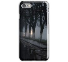 thawing iPhone Case/Skin