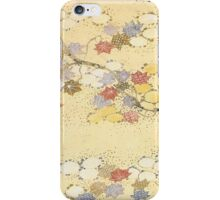 Speckle-less Eggs iPhone Case/Skin