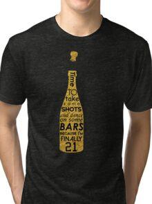 Birthday Tri-blend T-Shirt