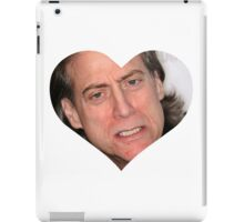 Richard Lewis iPad Case/Skin