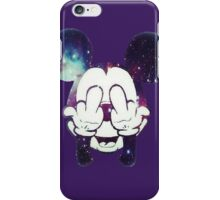Space Mouse iPhone Case/Skin