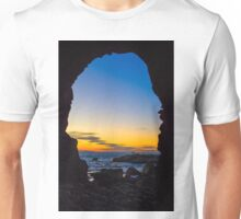 Cave with a View  Unisex T-Shirt