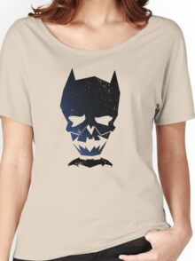 Justice Skulls - The Dark Women's Relaxed Fit T-Shirt