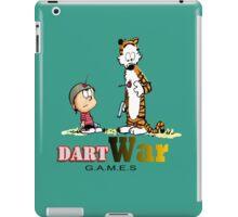 Dart War iPad Case/Skin