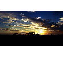 Huntington Beach, CA Photographic Print