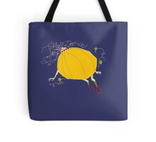 Pumpkin Lady Tote Bag