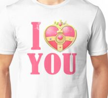 I love you to the Moon Unisex T-Shirt