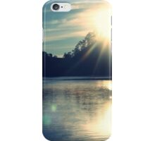 The highest mountain paradise island of Java iPhone Case/Skin