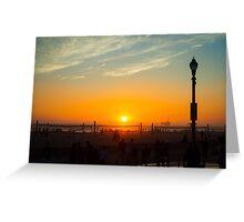 Huntington Beach, California  Greeting Card