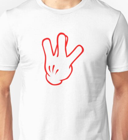 West Side - Red Unisex T-Shirt