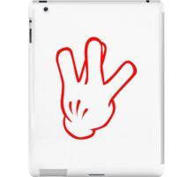 West Side - Red iPad Case/Skin