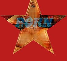 PORN STAR by FREE T-Shirts