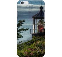 Cape Meares Lighthouse iPhone Case/Skin