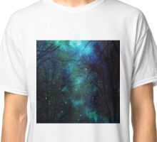 The Dark Winter Forest Classic T-Shirt