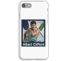 A.C. Slater Albert Clifford Saved By The Bell iPhone Case/Skin