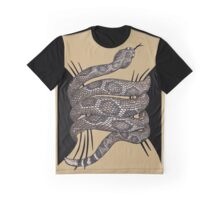 Rattlesnake Squeeze Graphic T-Shirt
