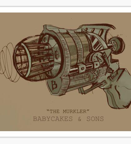 The Murkler Sticker