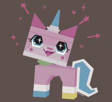 Unikitty One Piece - Short Sleeve