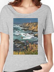 Point Arena Coast Women's Relaxed Fit T-Shirt