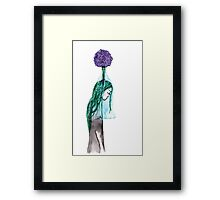 My Bouquet Framed Print