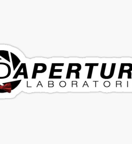 Daperture Science Sticker
