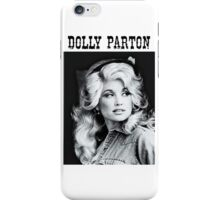 Dolly Parton Young iPhone Case/Skin