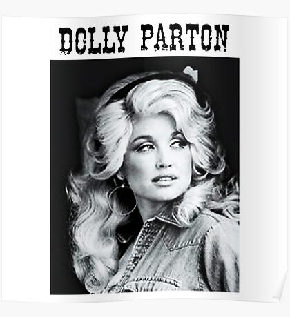 Dolly Parton Young Poster