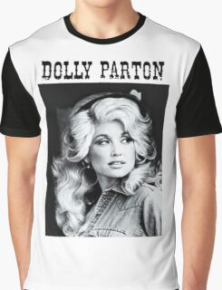 Dolly Parton Young Graphic T-Shirt
