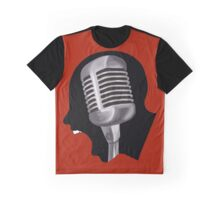 Music on my mind Graphic T-Shirt