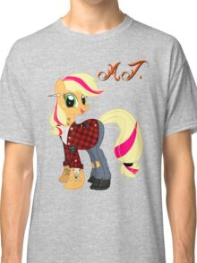 Punk AJ Classic T-Shirt