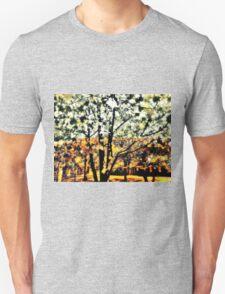Wild Suburban Sidewalk Forest Unisex T-Shirt