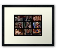 Kitty Forman Quotes Framed Print