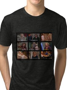 Kitty Forman Quotes Tri-blend T-Shirt
