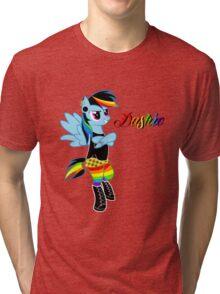 Punk Dashie Tri-blend T-Shirt
