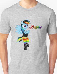 Punk Dashie Unisex T-Shirt
