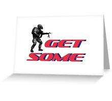 Get some by #fftw Greeting Card