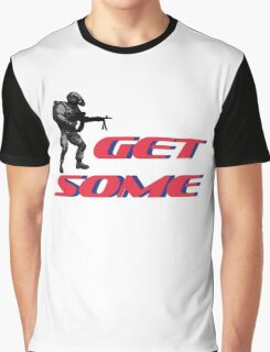 Get some by #fftw Graphic T-Shirt