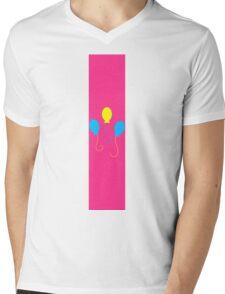 Pinkie Mark Mens V-Neck T-Shirt