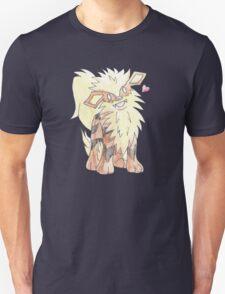 Arcanine Watercolour T-Shirt