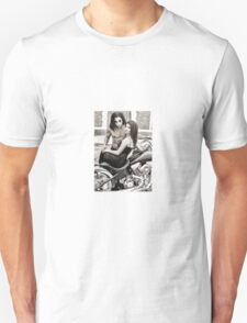Eric Draven & Shelly Webster - The Crow T-Shirt