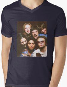 That '70s Show Cast Mens V-Neck T-Shirt