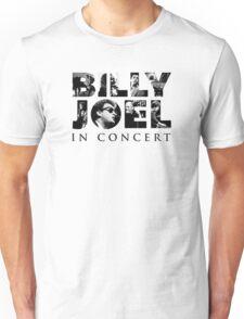 billy joel in concert album Unisex T-Shirt