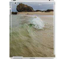 Waves... Love 'em iPad Case/Skin