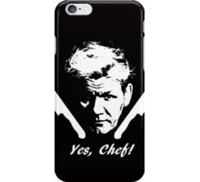 Yes, Chef! iPhone Case/Skin