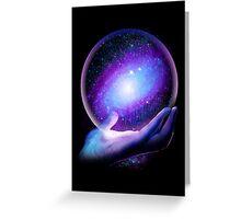 My Universe Greeting Card