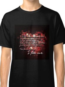 u2 The first time Classic T-Shirt