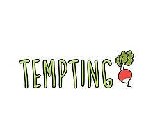 Tempting Radish by ginpix