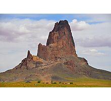 Agatha Peak  Volcano - El Capitan in Arizona, USA Photographic Print